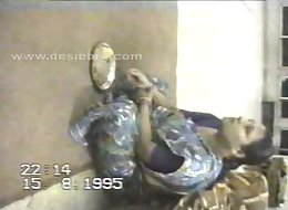 Indian aunty 1995 s.ex tape