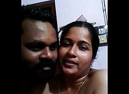 mallu girl enjoying