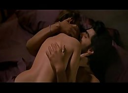 Arjun kapoor and Sasha Agha bare back sex scene